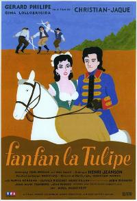 Fan-Fan the Tulip - 11 x 17 Movie Poster - Style A