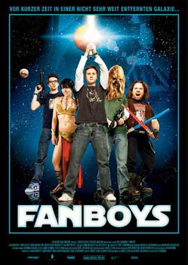 Fanboys - 11 x 17 Movie Poster - German Style A