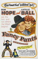 Fancy Pants - 11 x 17 Movie Poster - Style A