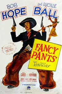 Fancy Pants - 27 x 40 Movie Poster - Style B