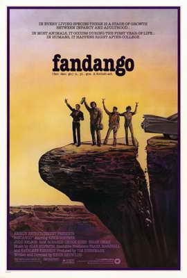 Fandango - 27 x 40 Movie Poster - Style A