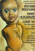 Fanny and Alexander - 27 x 40 Movie Poster - Polish Style A