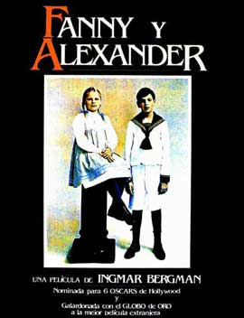 Fanny and Alexander - 11 x 17 Movie Poster - Spanish Style A