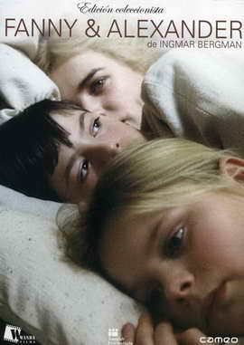 Fanny and Alexander - 27 x 40 Movie Poster - Spanish Style B
