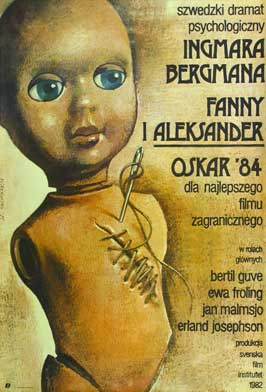 Fanny and Alexander - 11 x 17 Movie Poster - Polish Style A