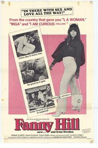 Fanny Hill - 27 x 40 Movie Poster - Style A