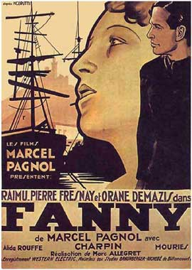 Fanny - 11 x 17 Movie Poster - Style A