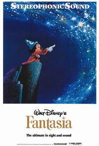 Fantasia - 27 x 40 Movie Poster - Style B