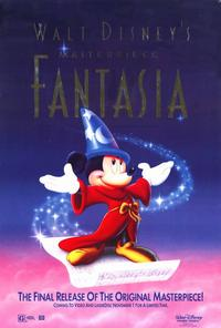 Fantasia - 27 x 40 Movie Poster - Style C