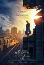 """Fantastic Beasts and Where to Find Them"" Movie Poster"