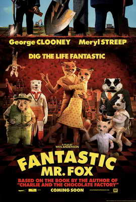 Fantastic Mr. Fox - 27 x 40 Movie Poster - Style A