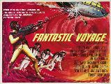 Fantastic Voyage - 30 x 40 Movie Poster UK - Style A