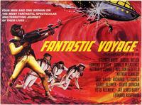 Fantastic Voyage - 11 x 17 Poster - Foreign - Style A