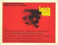 Fantastic Voyage - 11 x 14 Movie Poster - Style E