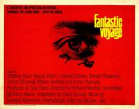 Fantastic Voyage - 22 x 28 Movie Poster - Half Sheet Style A