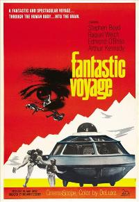 Fantastic Voyage - 27 x 40 Movie Poster - Style B