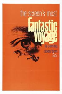 Fantastic Voyage - 27 x 40 Movie Poster - Style C