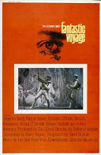 Fantastic Voyage - 43 x 62 Movie Poster - Bus Shelter Style B