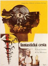 Fantastic Voyage - 11 x 17 Movie Poster - Czchecoslovakian Style A