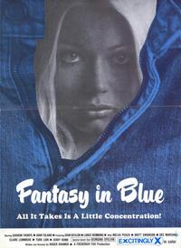 Fantasy in Blue - 27 x 40 Movie Poster - Style A
