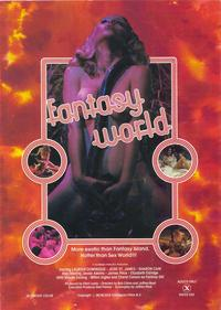 Fantasy World - 11 x 17 Movie Poster - Style A