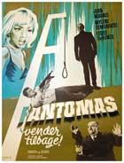 Fantomas se dechaine - 11 x 17 Movie Poster - Danish Style A