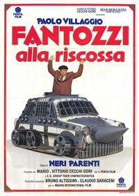 Fantozzi alla Riscossa - 27 x 40 Movie Poster - Italian Style A