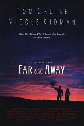 Far and Away - 11 x 17 Movie Poster - Style A