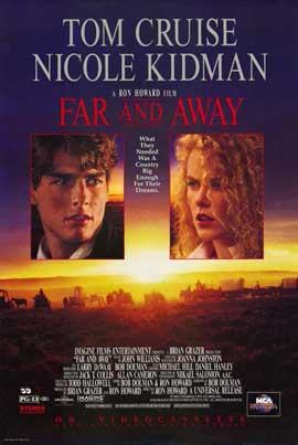 Far and Away - 11 x 17 Movie Poster - Style B