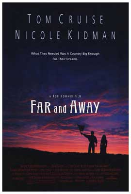 Far and Away - 27 x 40 Movie Poster - Style A