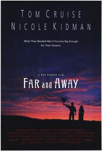 Far and Away - 43 x 62 Movie Poster - Bus Shelter Style A