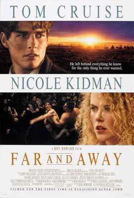 Far and Away - 27 x 40 Movie Poster - Style B