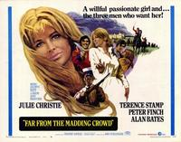 Far from the Madding Crowd - 22 x 28 Movie Poster - Half Sheet Style A