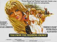 Far from the Madding Crowd - 27 x 40 Movie Poster - UK Style A