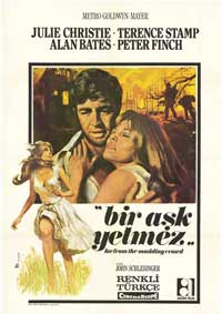 Far from the Madding Crowd - 11 x 17 Movie Poster - Turkish Style A