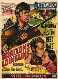 Far Horizons - 27 x 40 Movie Poster - Belgian Style B