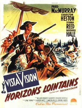 Far Horizons - 11 x 17 Movie Poster - French Style A