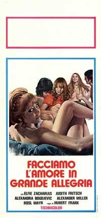 Faraway Fantasy - 13 x 28 Movie Poster - Italian Style A