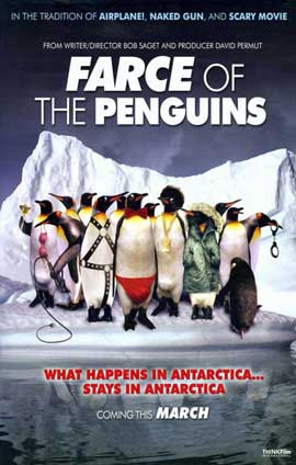 Farce of the Penguins - 11 x 17 Movie Poster - Style A