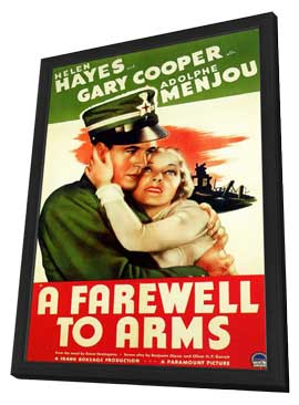 A Farewell to Arms Movie Posters From Movie Poster Shop A Farewell To Arms Movie Poster