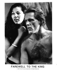 Farewell to the King - 8 x 10 B&W Photo #2