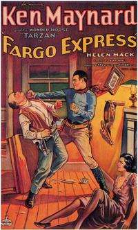 Fargo Express - 11 x 17 Movie Poster - Style A
