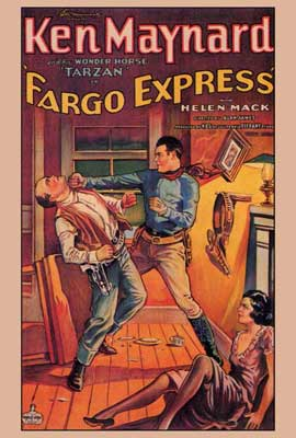 Fargo Express - 27 x 40 Movie Poster - Style A