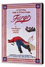 Fargo - 27 x 40 Movie Poster - Style A - Museum Wrapped Canvas