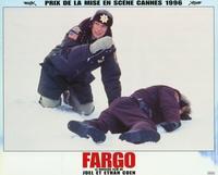 Fargo - 11 x 14 Poster French Style E