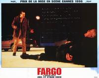 Fargo - 11 x 14 Poster French Style F