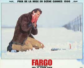 Fargo - 11 x 14 Poster French Style H