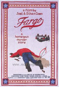 Fargo - 43 x 62 Movie Poster - Bus Shelter Style A