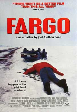 Fargo - 11 x 17 Movie Poster - Style D