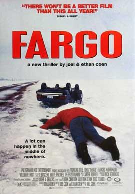Fargo - 27 x 40 Movie Poster - Style C